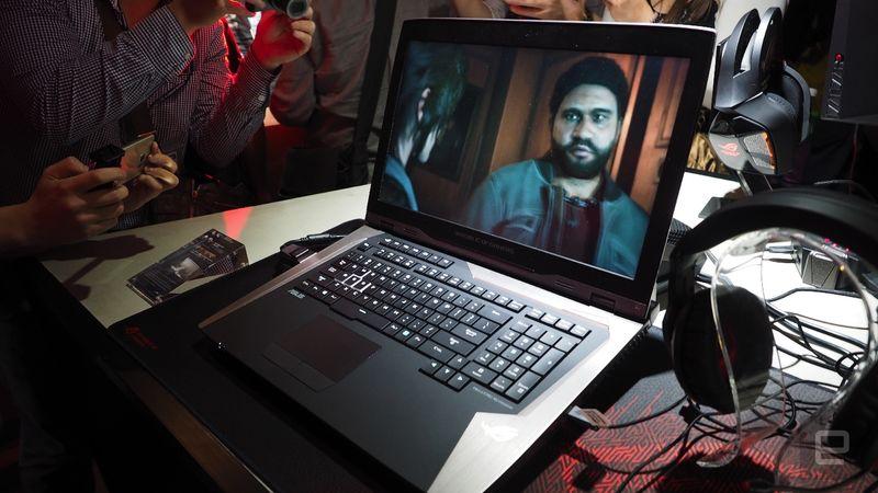 Liquid-Cooled Gaming Laptops
