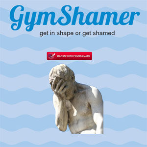 Exercise Shaming Apps