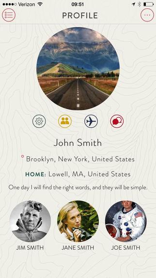 Social Travel Apps