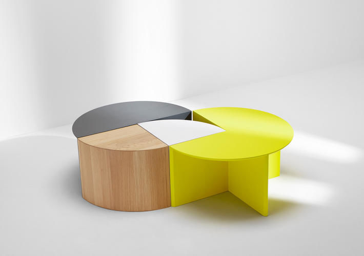 Pie Chart Furniture