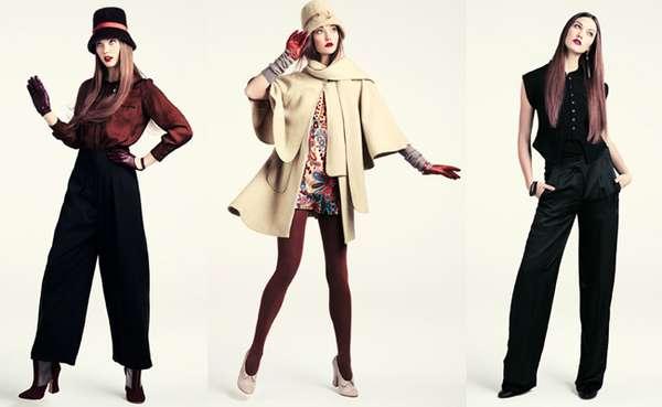 Luxe Lady-Like Lookbooks