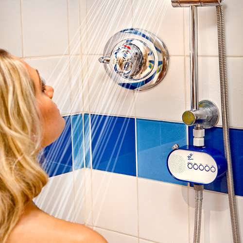 H2O Shower Power Radio