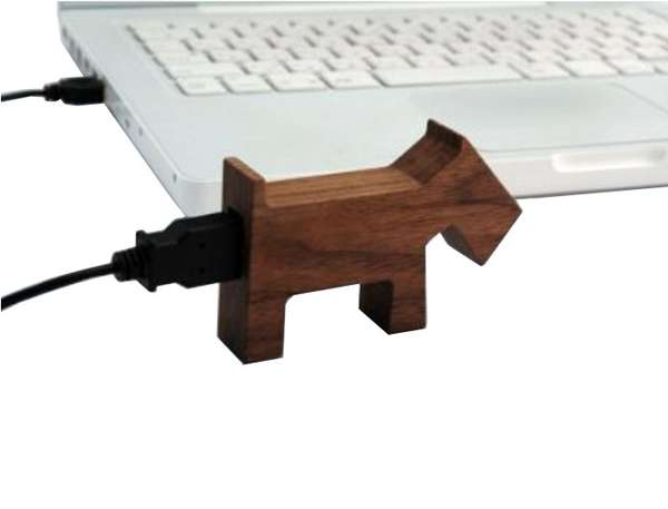 Wooden Pet Peripherals