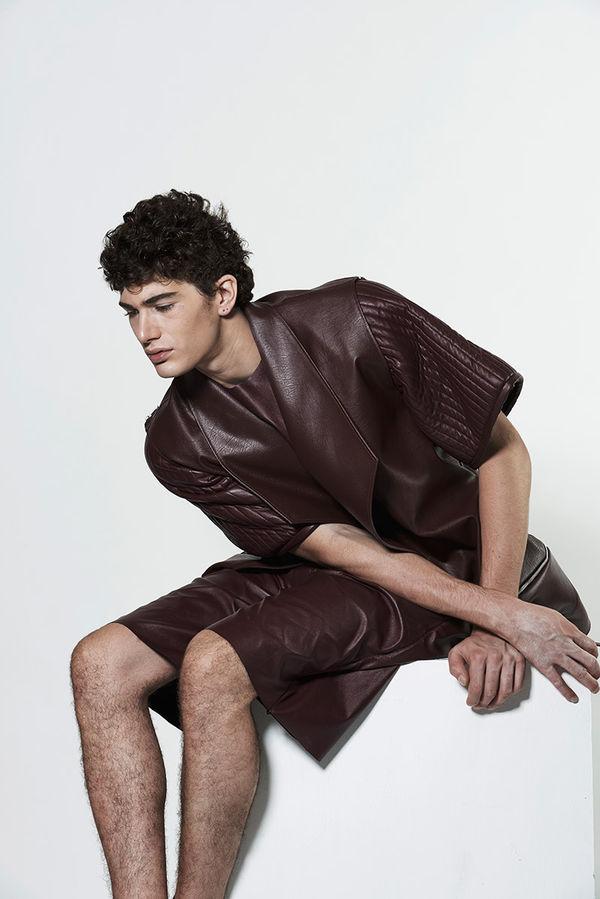 Architectural Vinyl Menswear
