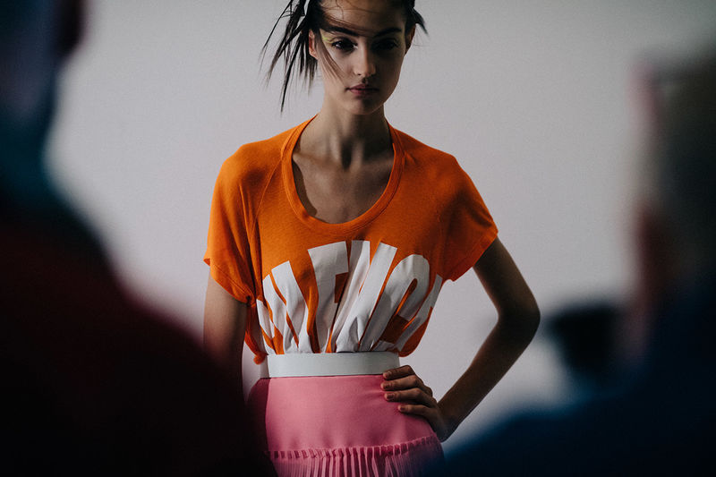 Elaborate Neon Womenswear