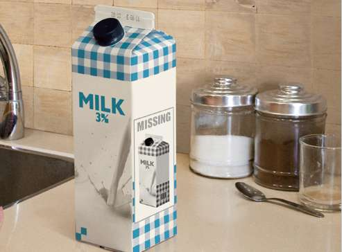 haier 3d missing milk