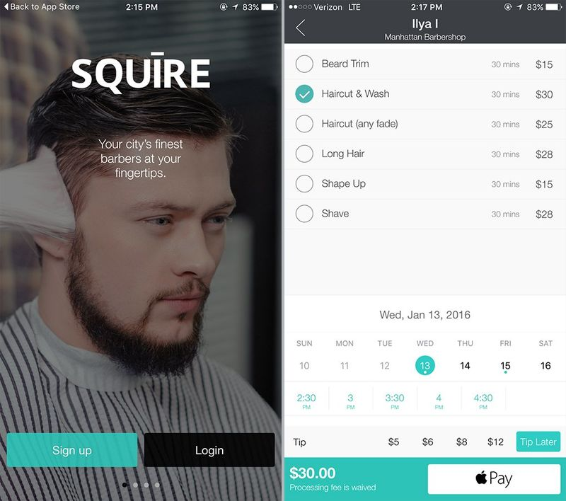 Crowdsourced Barbershop Apps