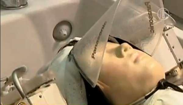 Barbershop Robots