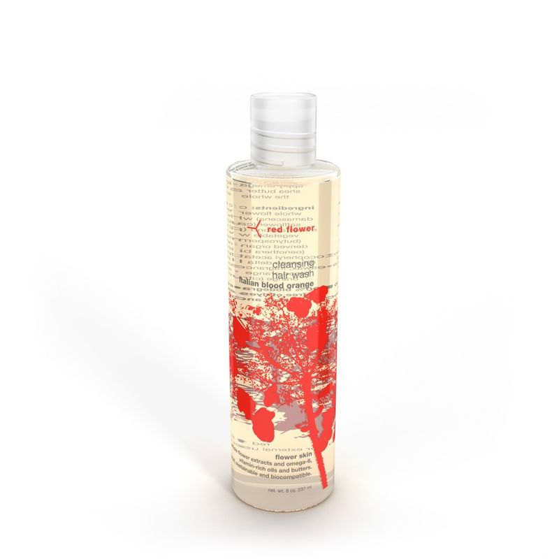 Italian Blood Orange Shampoos