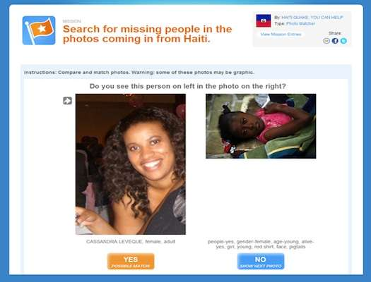 Missing Person Apps