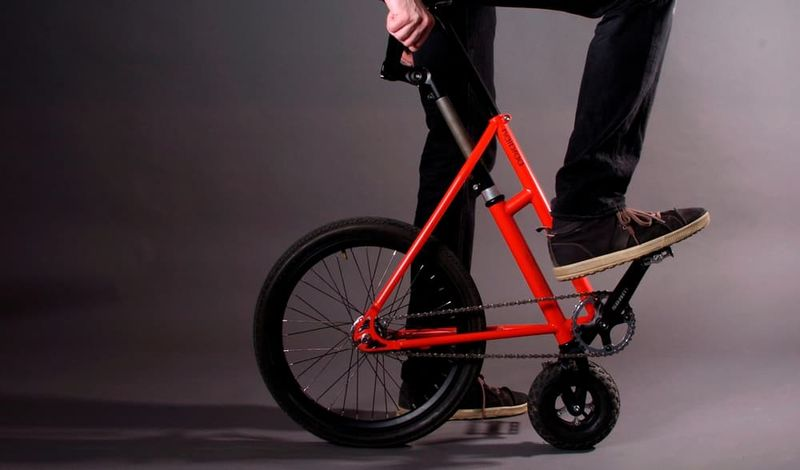 Ultra-Compact Bicycles