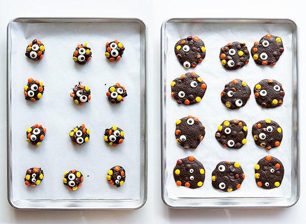 Monstrous Eyeball Cookies
