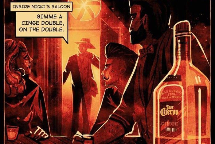 Spooky Social Comics