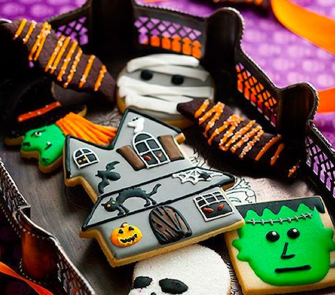 Sweetly Spooky Cookie Cutters