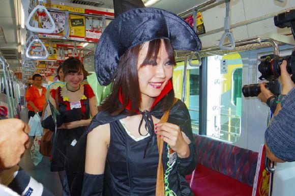 Train Costume Contests