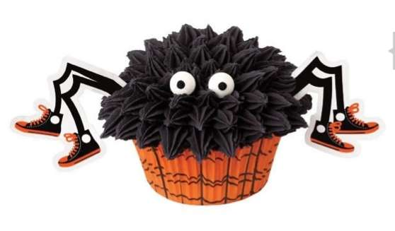 Creepy Crawly Baked Goods