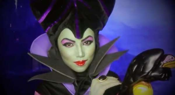 Evil Queen Cosmetic Tutorials