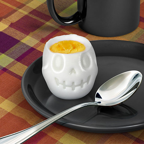 Smiling Skull Shaped Molds