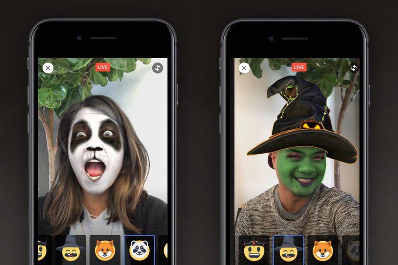 Rival Social Holiday Filters