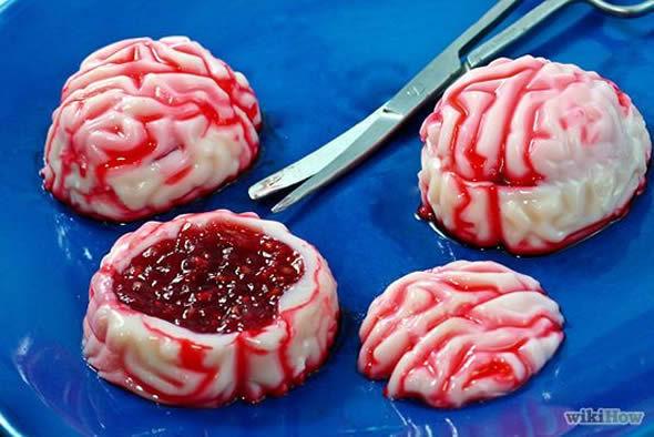 Booze-Infused Brain Bites