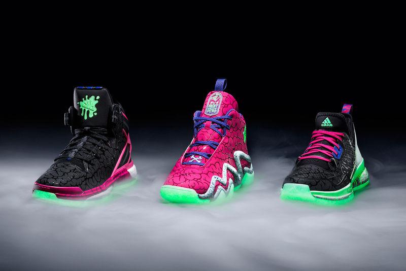 Glowing Zombie Sneakers