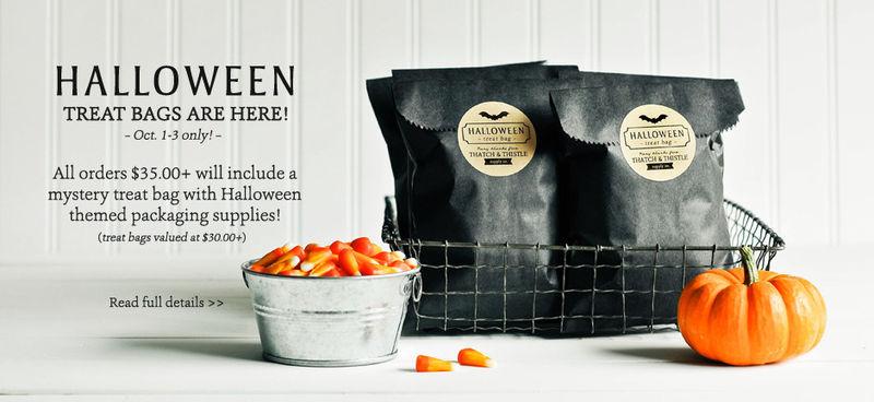 Stylish Halloween Packaging