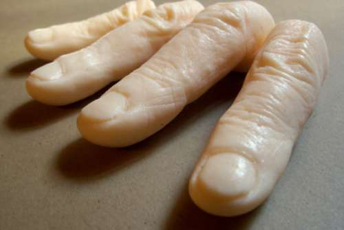 Severed Hand Cleansers
