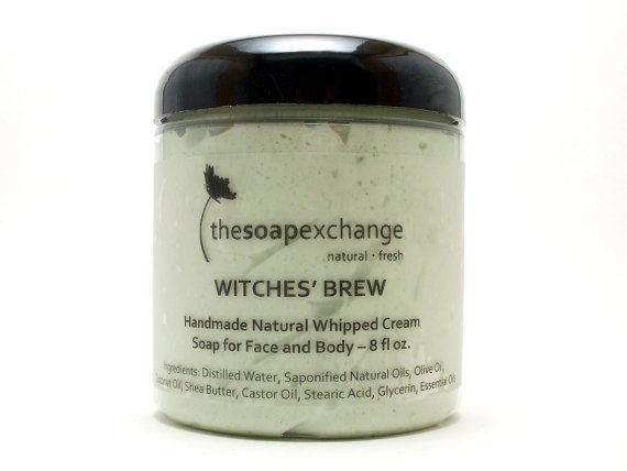 Witch-Scented Soaps