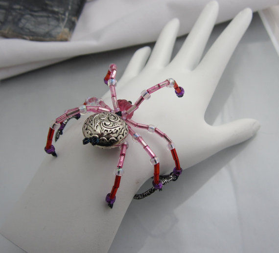 Eight-Legged Jewelry