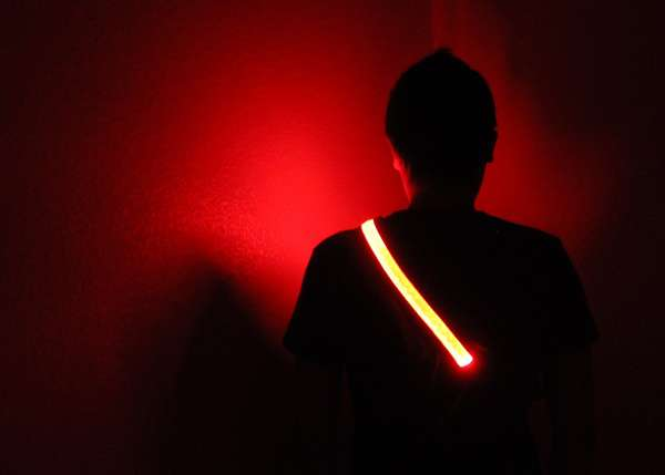 Neon LED Belts