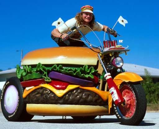 Fast Food Motorbikes