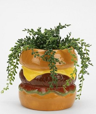 Food-Inspired Planters