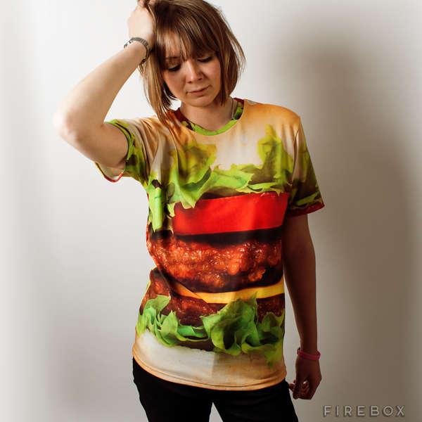 Juicy Hamburger T-Shirts