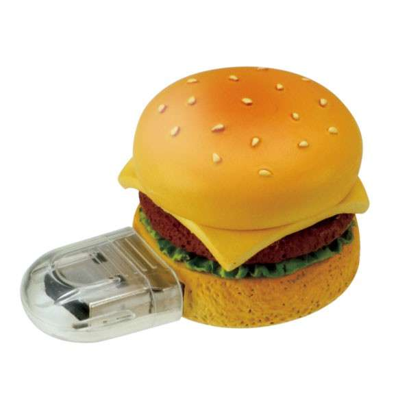 Hamburger USB Memory