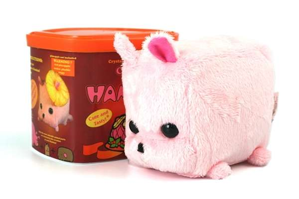 Canned Cartoonish Toys