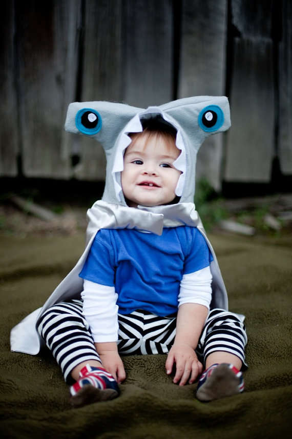 Adorably Ferocious Toddler Costumes