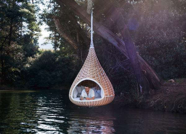 Hanging Birds Nest Chairs