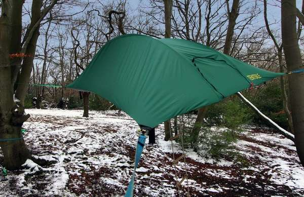 Streamlined Suspended Tents (UPDATE)