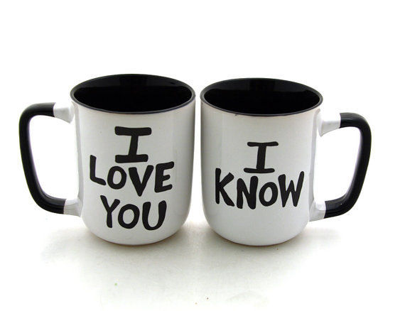 Romantic Galaxy Mugs