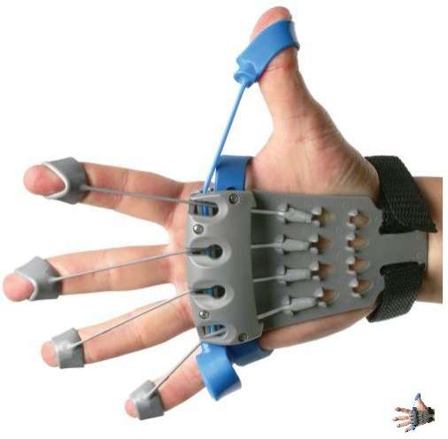 Extremity Exercise Equipment : Hand Fitness Trainer