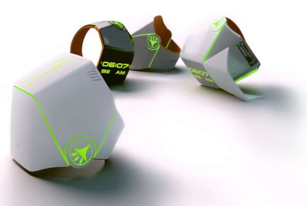 Air-Purifying Bracelets