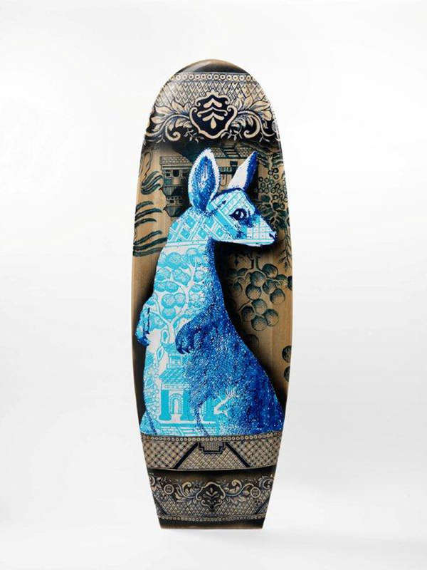 Tattooed Surf Boards