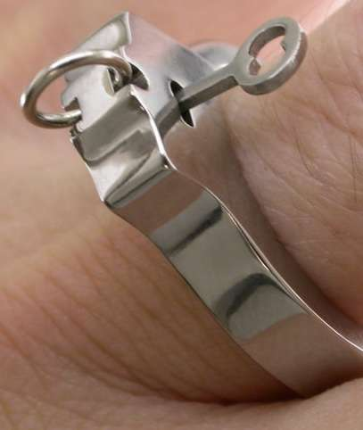 Lockable Finger Shackles