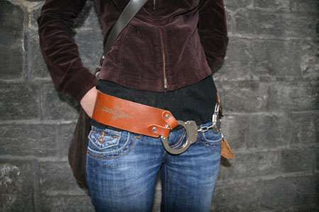 Handcuffed Belts