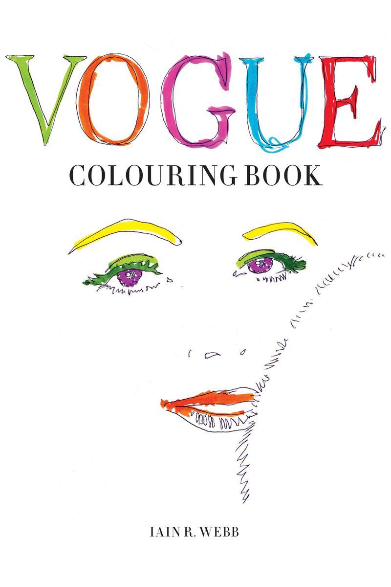 Haute Couture Coloring Books