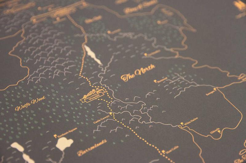 Granular Fantasy Cartography