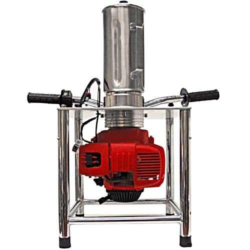Blender With Handle Bar Throttle