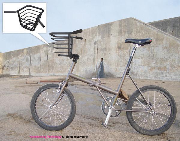 Easy Bike Baskets