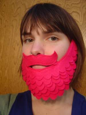 Handmade Beards