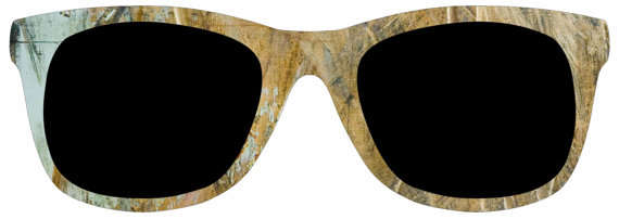 Upcycled Skateboard Eyewear